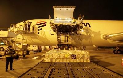 Avion SOlidario COL