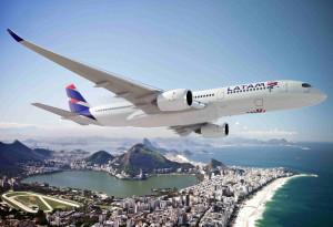 Aniversario LATAM Cargo Brasil low